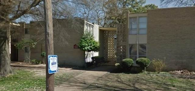 32 N Belvedere Blvd 32-8, Memphis, TN 38104 (#10108990) :: The Wallace Group at Keller Williams