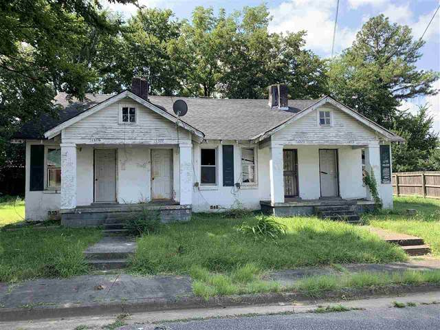 1373 Kimball Ave, Memphis, TN 38106 (MLS #10109085) :: Your New Home Key