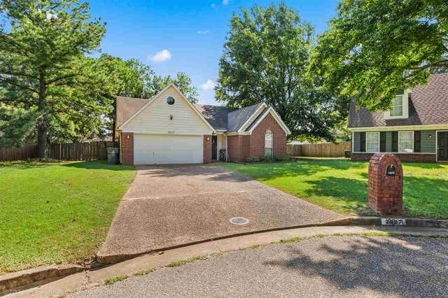 2527 Baxter Cv, Memphis, TN 38133 (MLS #10109100) :: Area C. Mays | KAIZEN Realty