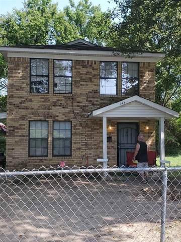 344 Richmond Ave, Memphis, TN 38106 (#10109116) :: J Hunter Realty