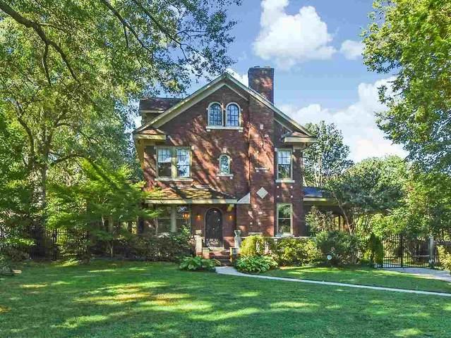 641 East Dr, Memphis, TN 38112 (#10109126) :: The Home Gurus, Keller Williams Realty
