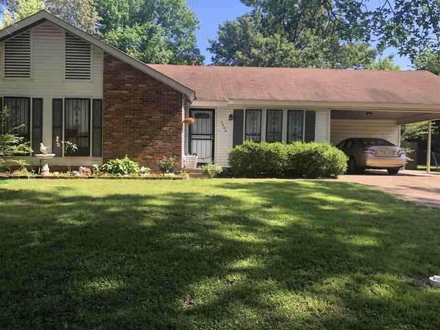 5400 Fieldcrest Ave, Memphis, TN 38134 (MLS #10109132) :: Your New Home Key