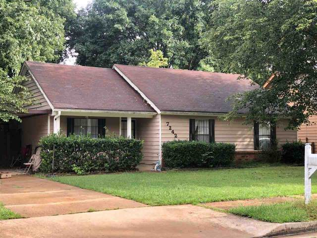 7242 Rose Trail Dr, Memphis, TN 38133 (MLS #10109155) :: Your New Home Key