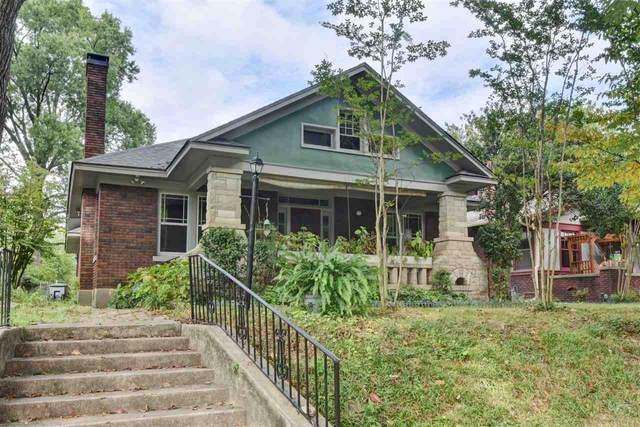 1766 Autumn Ave, Memphis, TN 38112 (#10109177) :: The Home Gurus, Keller Williams Realty