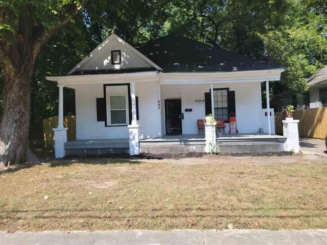 997 Kney St, Memphis, TN 38107 (#10109178) :: Area C. Mays   KAIZEN Realty