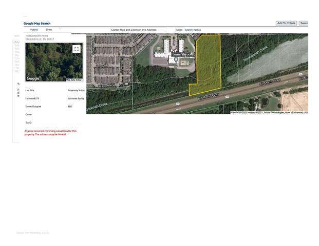 0 Nonconnah Park, Collierville, TN 38017 (#10109219) :: RE/MAX Real Estate Experts
