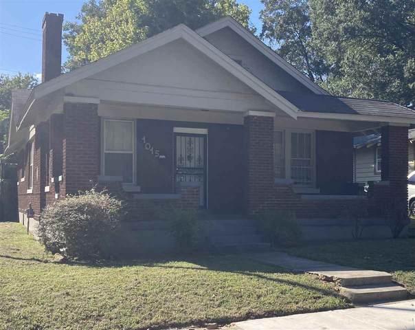 1015 S Cox St, Memphis, TN 38104 (#10109333) :: RE/MAX Real Estate Experts