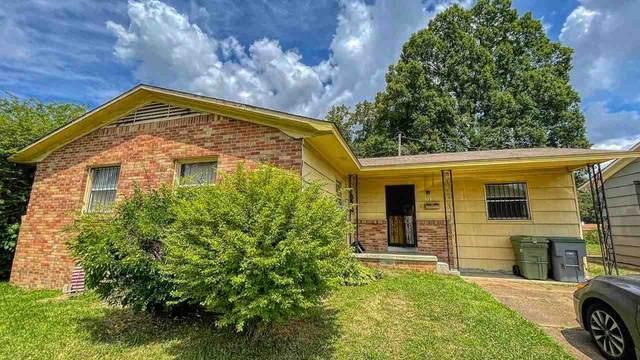 822 Lucille Ave, Memphis, TN 38106 (#10109337) :: J Hunter Realty