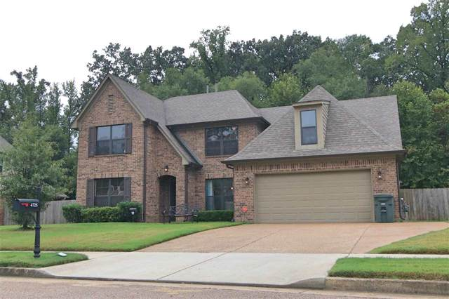 4725 Shira Dr, Bartlett, TN 38002 (#10109349) :: The Home Gurus, Keller Williams Realty