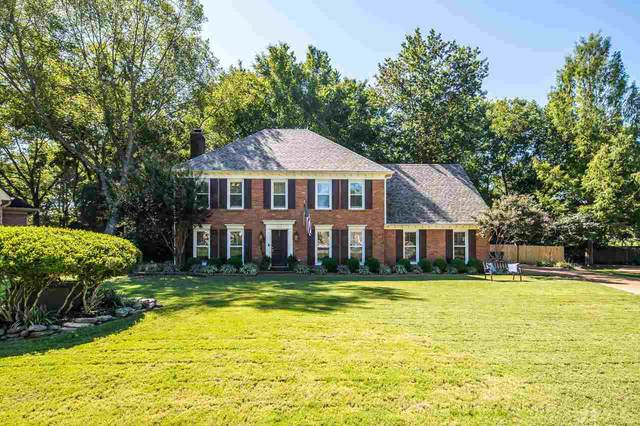 3618 New Gale Cv, Collierville, TN 38017 (#10109384) :: J Hunter Realty