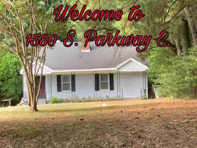 1580 S Parkway St E, Memphis, TN 38106 (#10109393) :: The Melissa Thompson Team