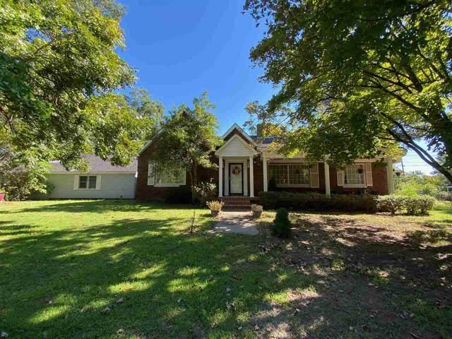 24 Covington St, Stanton, TN 38069 (MLS #10109495) :: Your New Home Key