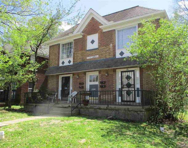 2381 Forrest Ave, Memphis, TN 38112 (MLS #10109511) :: Your New Home Key