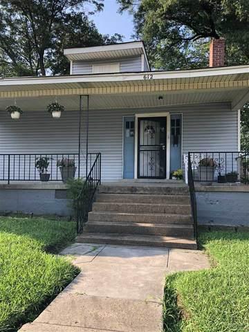 612 E Mallory Ave E, Memphis, TN 38106 (MLS #10109549) :: Your New Home Key