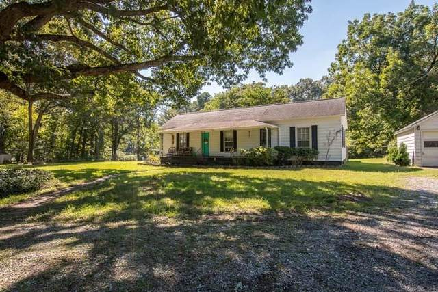 3809 Old Brownsville Rd, Unincorporated, TN 38135 (MLS #10109615) :: Your New Home Key