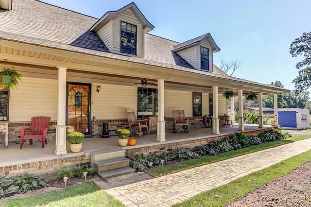 7373 Pleasant Ridge Rd, Arlington, TN 38002 (MLS #10109616) :: Your New Home Key