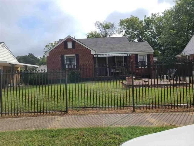 2317 Alameda Ave, Memphis, TN 38108 (#10109643) :: RE/MAX Real Estate Experts