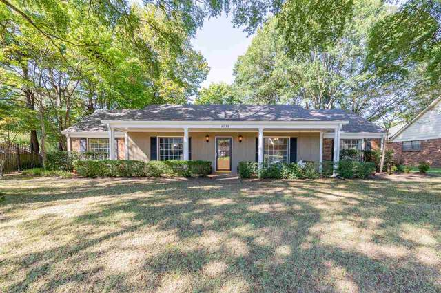 8018 Cross Pike Dr, Germantown, TN 38138 (MLS #10109682) :: Your New Home Key