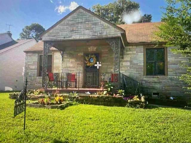 1058 Rosewood Ave, Memphis, TN 38106 (MLS #10109714) :: Your New Home Key