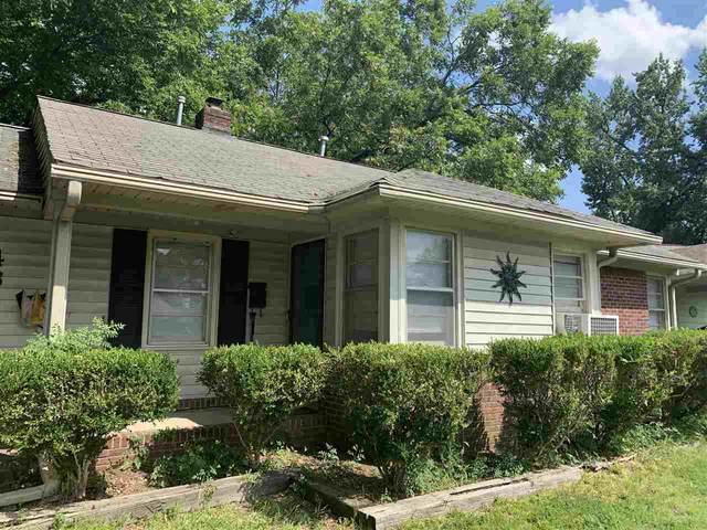 4645 E Renshaw Dr, Memphis, TN 38122 (MLS #10109749) :: Your New Home Key