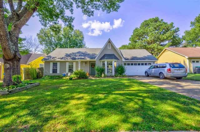2647 Laurelcrest Dr, Memphis, TN 38133 (MLS #10109893) :: Area C. Mays | KAIZEN Realty