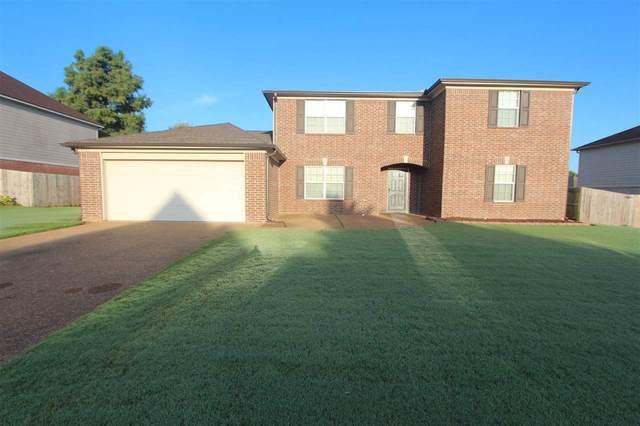 4983 S Fluss Cv S, Bartlett, TN 38135 (MLS #10109969) :: Your New Home Key