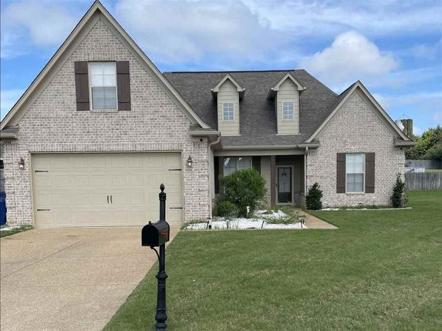 1484 Whistle Cv, Horn Lake, MS 38637 (#10110038) :: RE/MAX Real Estate Experts