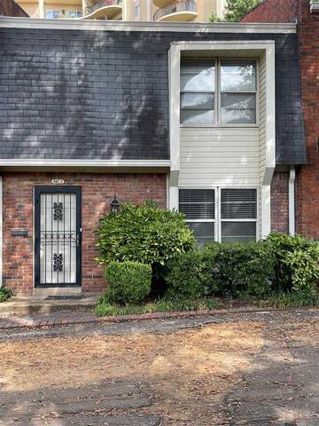 443 N Highland St N #2, Memphis, TN 38122 (#10110091) :: The Home Gurus, Keller Williams Realty