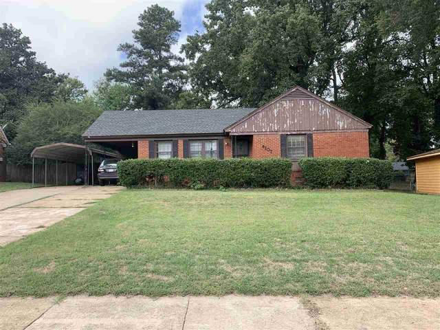 4107 Denver Cv, Memphis, TN 38127 (MLS #10110097) :: Your New Home Key