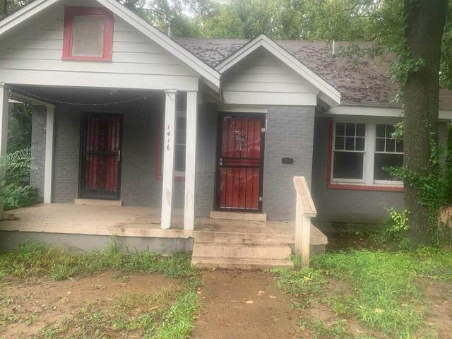 1416 Humber St, Memphis, TN 38106 (MLS #10110147) :: Your New Home Key