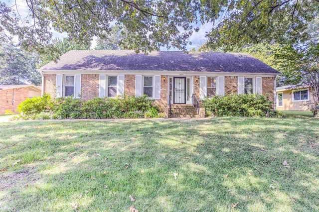 1073 Estate Dr, Memphis, TN 38119 (MLS #10110200) :: Your New Home Key