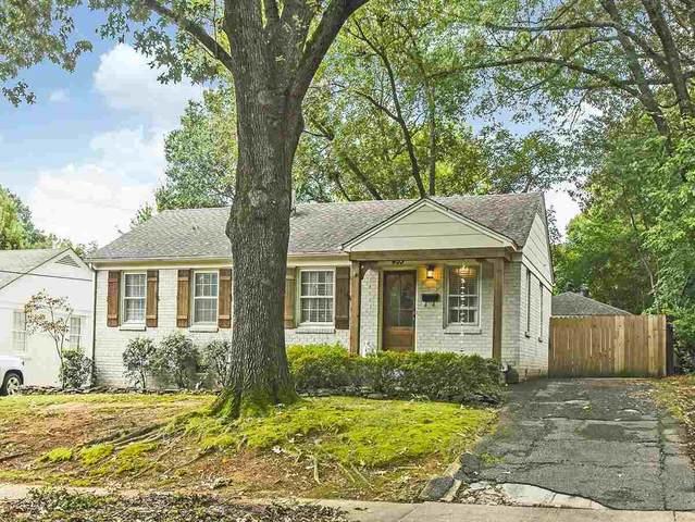 453 Lytle St, Memphis, TN 38122 (#10110240) :: The Home Gurus, Keller Williams Realty