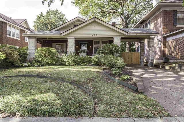 285 N Mcneil St, Memphis, TN 38112 (MLS #10110247) :: Your New Home Key