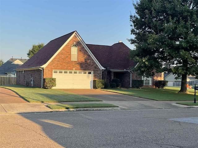 4981 Rivercrest Ln, Bartlett, TN 38135 (MLS #10110262) :: Your New Home Key