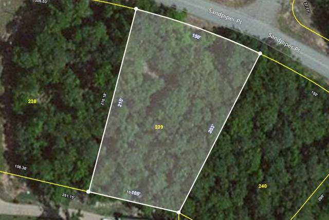 LOT 239 Sandpiper Pt, Counce, TN 38326 (MLS #10110323) :: Your New Home Key