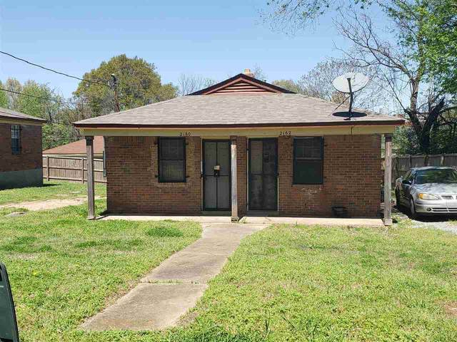 2160/2162 Erie Ave, Memphis, TN 38114 (MLS #10110327) :: Your New Home Key