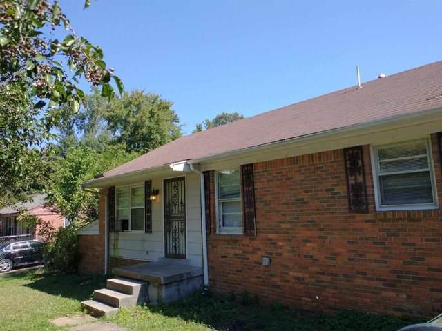4584 Percy Rd, Memphis, TN 38109 (MLS #10110352) :: Gowen Property Group | Keller Williams Realty