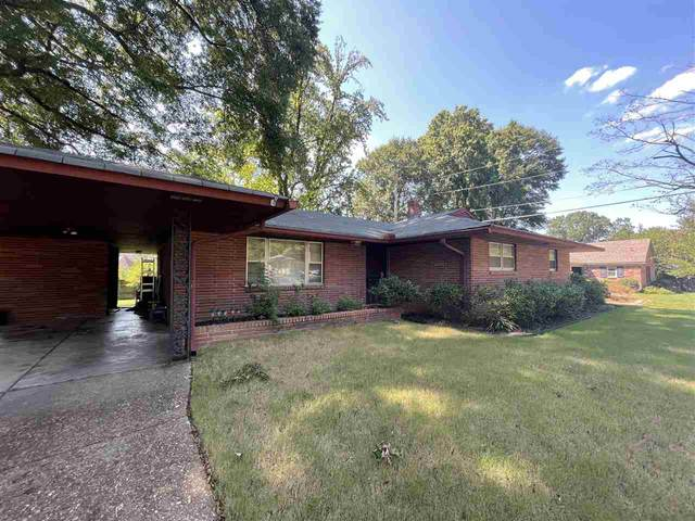 5301 Denwood Ave, Memphis, TN 38120 (#10110362) :: The Wallace Group - RE/MAX On Point
