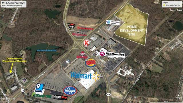 0 Austin Peay Hwy, Memphis, TN 38128 (MLS #10110379) :: Area C. Mays | KAIZEN Realty