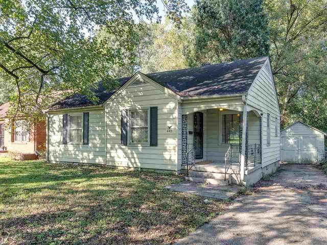 645 S Goodlett Rd, Memphis, TN 38111 (#10110383) :: The Home Gurus, Keller Williams Realty