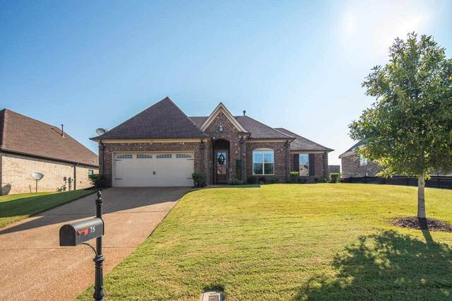 75 Donna Lyn Dr, Oakland, TN 38060 (MLS #10110394) :: Your New Home Key