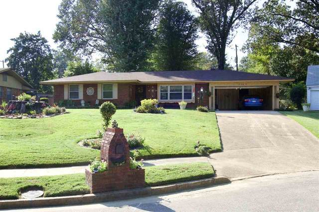 3743 Charles Dr, Memphis, TN 38116 (MLS #10110416) :: Your New Home Key
