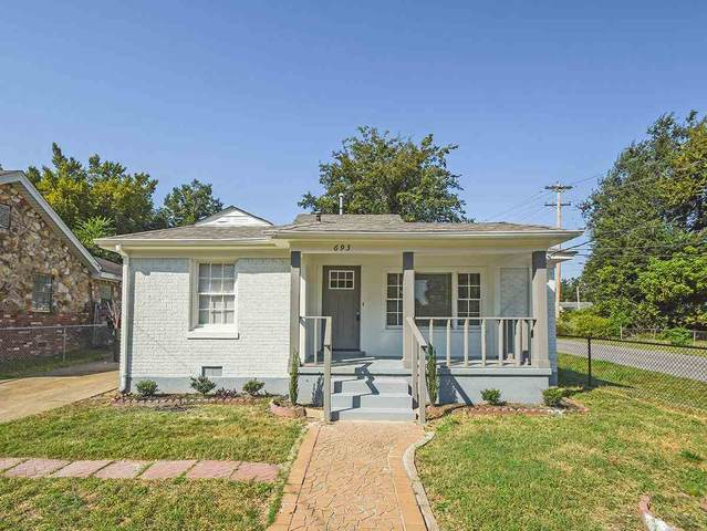 693 Glankler St, Memphis, TN 38112 (MLS #10110443) :: Bryan Realty Group