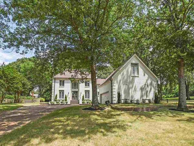2864 W Levee Oaks Dr, Collierville, TN 38017 (MLS #10110477) :: Your New Home Key