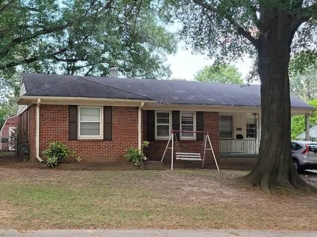 1364 Walton Rd, Memphis, TN 38117 (MLS #10110506) :: Your New Home Key