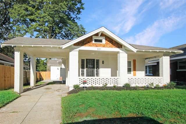 839 N Watkins St, Memphis, TN 38107 (#10110519) :: All Stars Realty