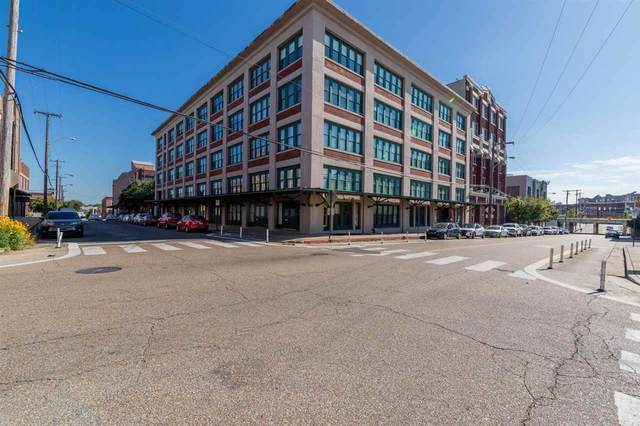 408 S Front St S #310, Memphis, TN 38103 (MLS #10110538) :: Bryan Realty Group