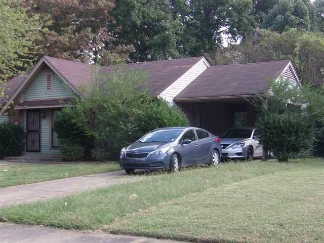 2758 Dromedary Dr, Memphis, TN 38133 (#10110557) :: RE/MAX Real Estate Experts