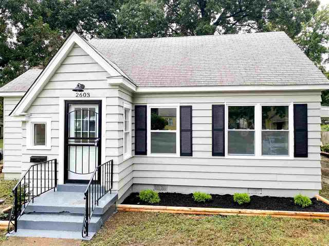 2603 Larose Ave, Memphis, TN 38114 (#10110577) :: The Wallace Group - RE/MAX On Point