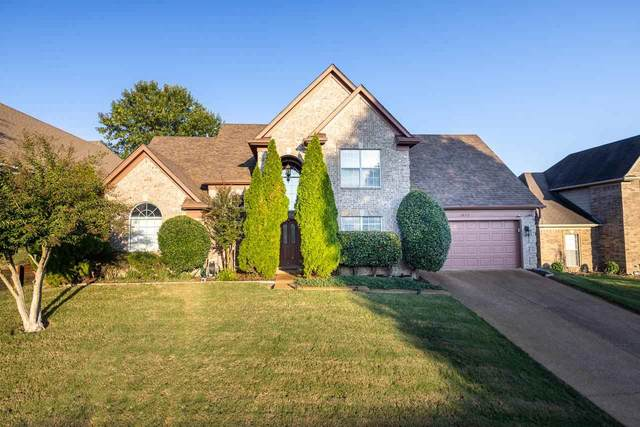 1072 Mossy Knoll Dr, Cordova, TN 38016 (MLS #10110593) :: Your New Home Key